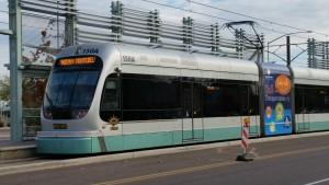 lightrail car